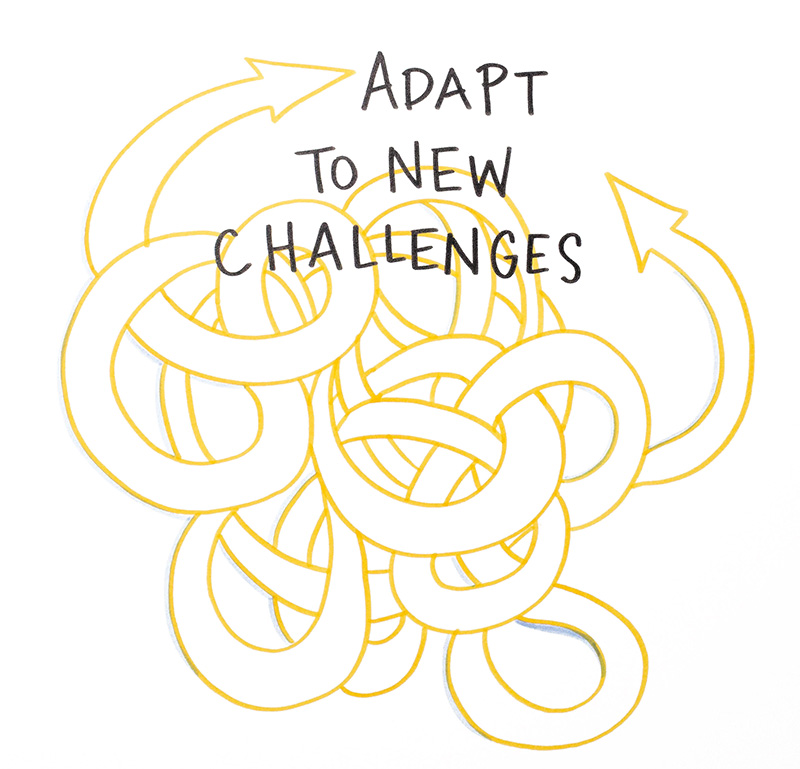Adapt to New Challenges